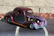 FLAMED PRO STREET COUPE BUILT