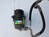 2005 VAUXHALL ASTRA H  AIR CONDITIONING COMPRESSOR AIRCON PUMP 1.6 PETROL