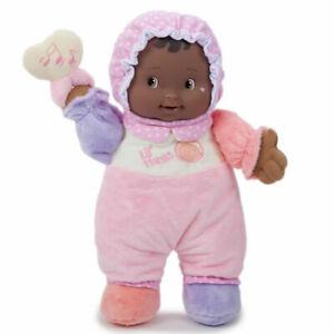 "Lil' Hugs 12"" Soft Body African-American Doll"