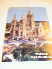 POSTCARD : TRURO CATHEDRAL - CORNWALL - ENGLAND - UNUSED / UNPOSTED