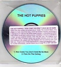 (CI92) The Hot Puppies, How Come You Don't Hold Me No More - DJ CD