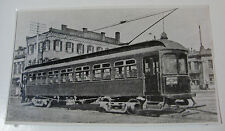 USA406 - EAST ST LOUIS & SUBURBAN Railway - TROLLEY PHOTO Illinois USA