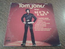 33 tours tom jones sings she's a lady