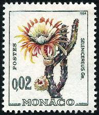 "MONACO N° 537B ""PLANTE EXOTIQUE SELENICEREUX SP 2 C"" NEUF xx TTB"