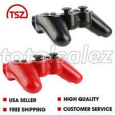 2 For Sony Playstation 3 PS3 - Combo Wireless Bluetooth Video Game Controller