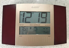 La Crosse Technology Atomic Clock w/Stand WS-8117U-IT-C