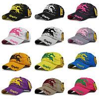 Hat Men Women Girls Outdoor Sports Baseball Golf Tennis Hiking Ball Cap Hat New