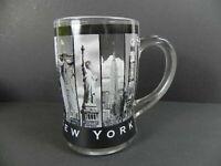 New York City Cerveza, 0,4 Ltr. Recuerdo Ee.uu. Imperio Chrysler Estatua