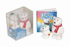 Kit Mini, Rubber Polar Bear Kit by Rebecca McCarthy Papa or Mama & Kid Bears @@!