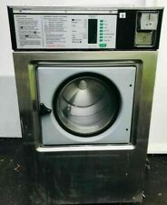 Wascomat Front Load Washer Coin Op 3ph 208 240v Model W125es Refurb
