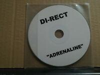 DI-RECT  - ADRENALINE - CD singolo PROMOZIONALE NUOVO