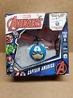 Marvel Avengers Flying UFO Ball Captain America. New In Box.