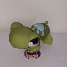 Littlest PetShop TORTUE CARAPACE BLEUE 149 TURTLE Pet Shop M03