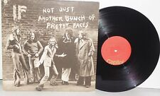 IF Not Just Another Bunch Of Pretty Faces LP Vinyl 1974 Capitol ST-11219 Prog