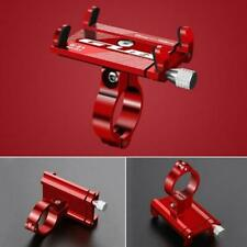 Universal Aluminum Motorcycle Mountain Bicycle Handlebar Mount Holder For Phone