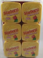 Starburst Fruity Chewing Gum 100 Fruity Mixies TRAY OF 6