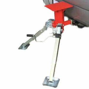 UTE Swivel Crane Tow Bar Attachment 1000 lbs Truck Trailer Hoist
