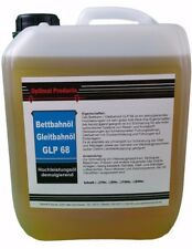 Hochleistungs Gleitbahnöl 5 Liter Bettbahnöl GLP 68