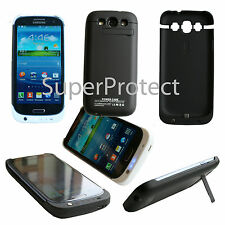 Power Bank Portable Battery Charger Case / Cover Samsung Galaxy for S3 i9300