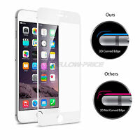 Curved 3D Design Tempered Glass Film Screen Protector for iPhone 6/6s/6s+plus