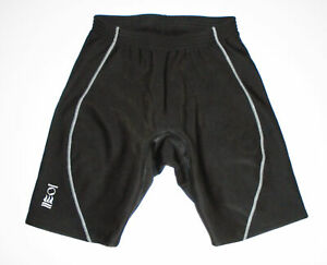 FOURTH ELEMENT ThermoCline WetSuit Shorts BLACK Scuba Diving Fleece Mens NEW XL