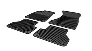 All Weather Rubber Floor Mats For Audi A4 S4 Allroad B9 17 18 19 20 21 22