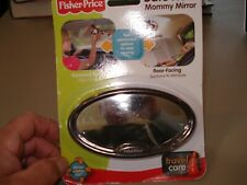 FISHER PRICE SAFE VIEW MOMMY MIRROR ROTATES 360 DEGREE
