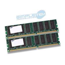 RAM DDR 400 2 GB DDR400 PC3200 COMPATIBILE CON TUTTI I COMPUTER