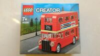 LEGO 40220 London Bus - Brand New In Box - Ready To Ship!