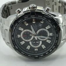 Casio Edifice Chronograph Tachymeter Men's Watch EF-539D-1AVDF