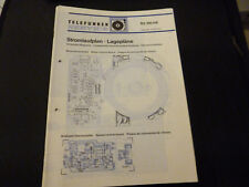 Original Service Manual Telefunken  RS 200 HIFI