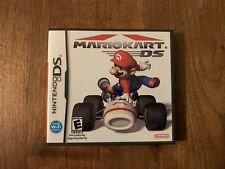 Mario Kart DS (Nintendo DS, 2005) - Case, Manual & Cartridge - Authentic