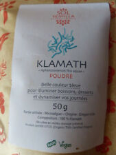 "4 sachets de Klamath AFA Sol Semilla en Poudre ( ""spiruline""  ""chlorella"")"