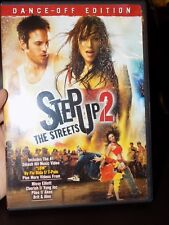 Step Up 2 the Streets (DVD, 2008, Dance Off Edition) EUC FREE USA SHIPPING