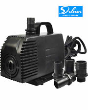 Simple Deluxe Water Pump Submersible Pond Fish Tank Aquarium Fountain Air Pump