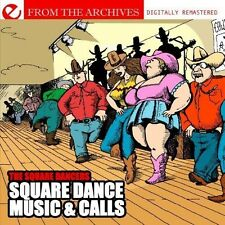 Square Dance Music & Calls-From The Archives - Square Danc (2013, CD NIEUW) CD-R