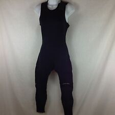Xcel Hawaii Womens Wetsuit Sleeveless Full Length Size 8 Black Strap