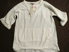 NWT $69 Banana Republic Heritage Collection Women's Top Swim Cover Tunic Ivory S