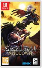 Samurai Shodown Switch Neuf sous blister