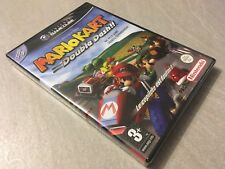NEUF NEW mario kart double dash PAL FR blister nintendo gamecube GC game cub