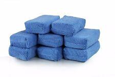 Automotive Care Car Truck Wash Detailing Microfiber Wax Applicators Clean Sponge