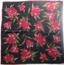 -Superbe Foulard  GIORGIO ARMANI   100% soie  TBEG  vintage scarf