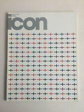Icon Magazine - Architecture Design Culture Peter Saville Britain Sept 2010
