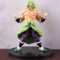 DRAGON BALL SUPER - figura Broly Super Saiyan fullpower anime figure