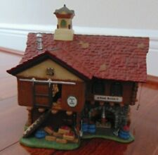 Dept 56 New England Village Series Cranberry House #56.56627