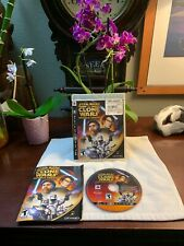 Star Wars: The Clone Wars Republic Heroes (Sony PlayStation 3, PS3) Complete