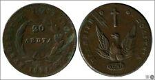 Grecia - Monedas Circulación- Año: 1831 - numero KM00011 - MBC+ 20 Lepta 1831 /