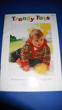 Sirdar Trendy Tots 24 Designs & Accessories Knitting Pattern Book 235