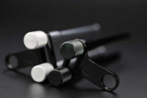 Korda NEW Stow Bars Snag Ears Black
