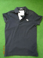 "ABERCROMBIE & FITCH  BOYS / YOUTH POLO SHIRT - 34"" CHEST."